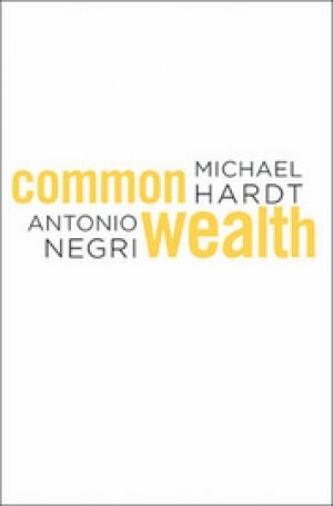 Michael Hardt og Antonio Negri: Commonwealth