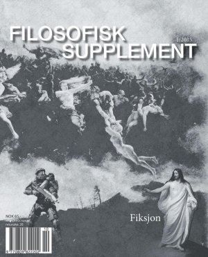 Sivert Thomas Ellingsen (red.) og Maria Seim (red.): Filosofisk supplement 1/2015: Fiksjon