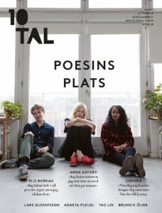 Madeleine Grive (red.): 10TAL #23/24: Poesins plats