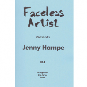 Anders Nygaard (red.): Faceless Artist #4: Jenny Hampe